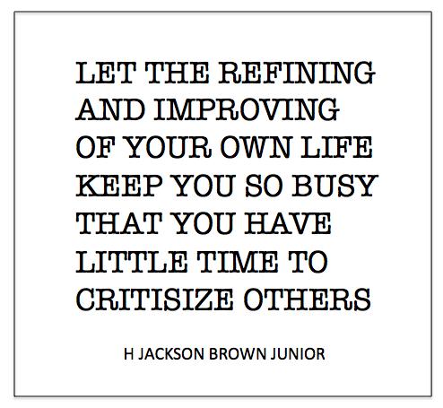 Criticism-Quote